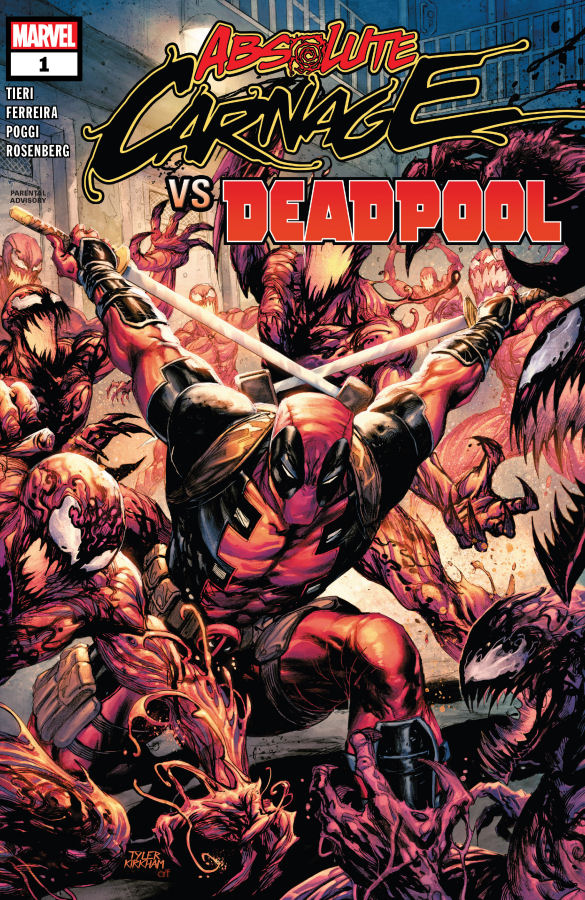 """Absolute Carnage Vs. Deadpool #1"" (2019) – Recenzja"