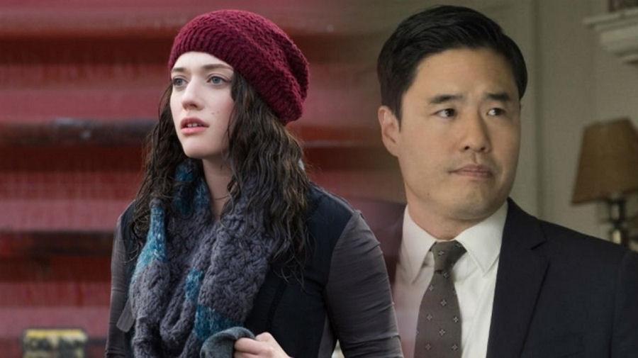 Agent Woo, Randall Park, WandaVision, Ant-Man, Darcy Lewis, Kat Dennings, Thor