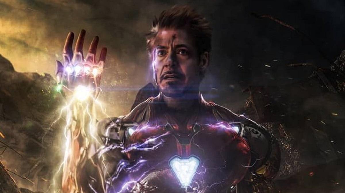 Avengers Endgame, Tony Stark, Iron Man, Infinity Gauntlet, Nano Gauntlet, Infinity Stones