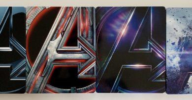 Avengers, kolekcja