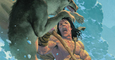 Conan the Barbarian, Exodus