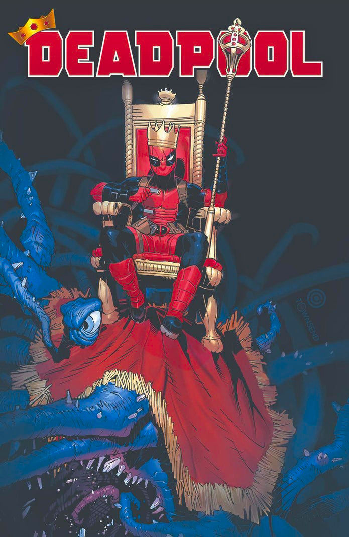 Deadpool, King of the Monsters