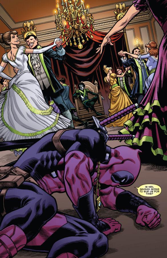 Deadpool, Wade Wilson