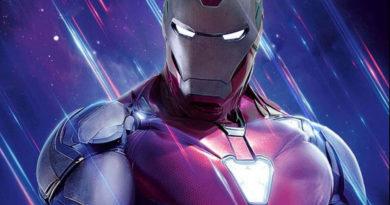 Iron Man, Avengers Endgame, Tony Stark