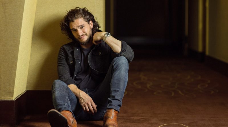 Kit Harrington, D23 Expo