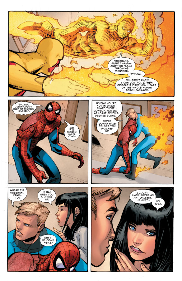 Spider-Man, Sensational Spider-Man: Self-Improvement