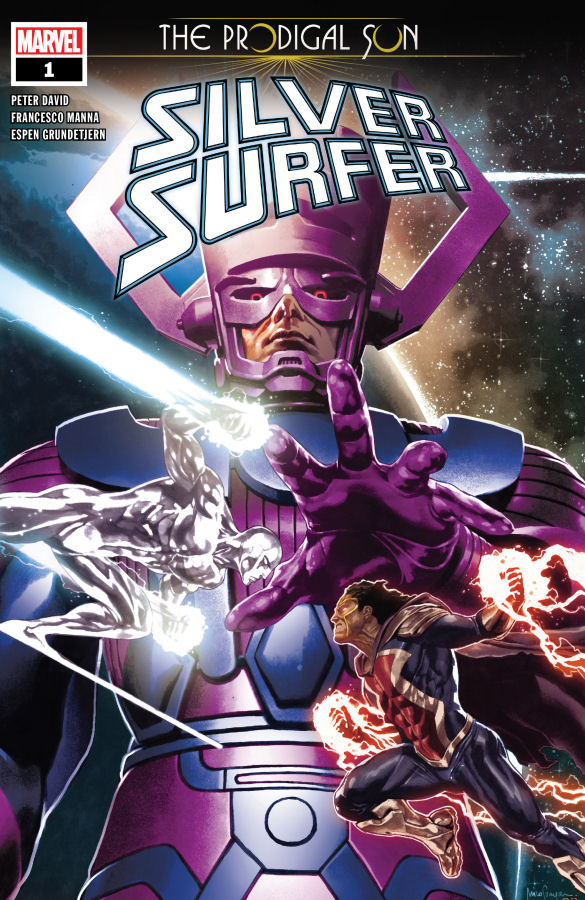"""Silver Surfer: The Prodigal Sun #1"" (2019) – Recenzja"