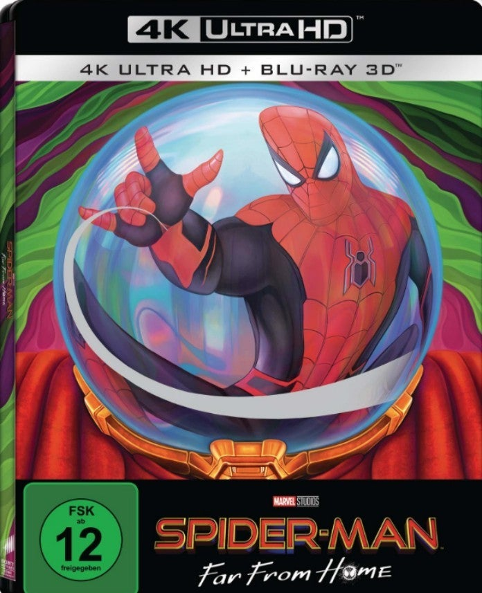 Far From Home, Blu-Ray
