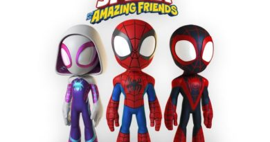 Spidey and His Amazing Friends, Disney Junior