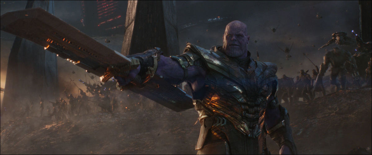 Thanos, Avengers Endgame