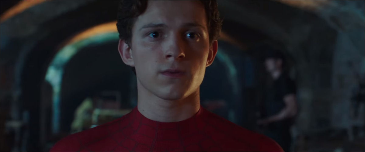 Spider-Man Far From Home, Tom Holland, Peter Parker