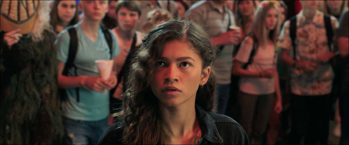Spider-Man Far From Home, MJ, Zendaya