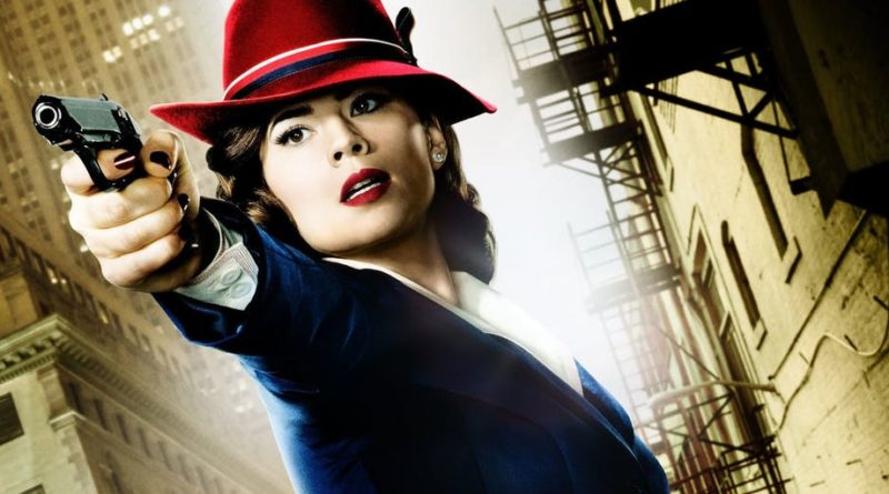 Peggy Carter, Agent Carter, Hayley Atwell