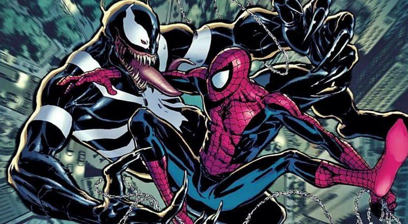 Spider-Man, Venom, Tom Holland