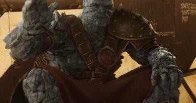 Korg, Thor Ragnarok