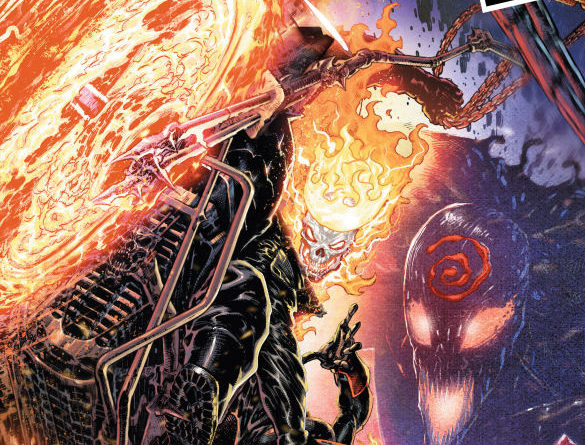 Absolute Carnage, Symbiote of Vengeance, Ghost Rider