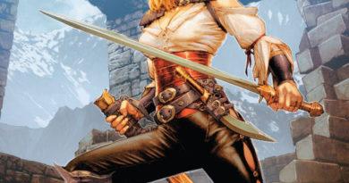 Age of Conan, Valeria