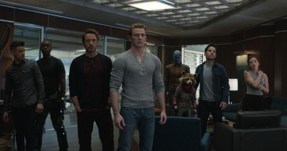 Avengers Koniec Gry, Avengers Endgame