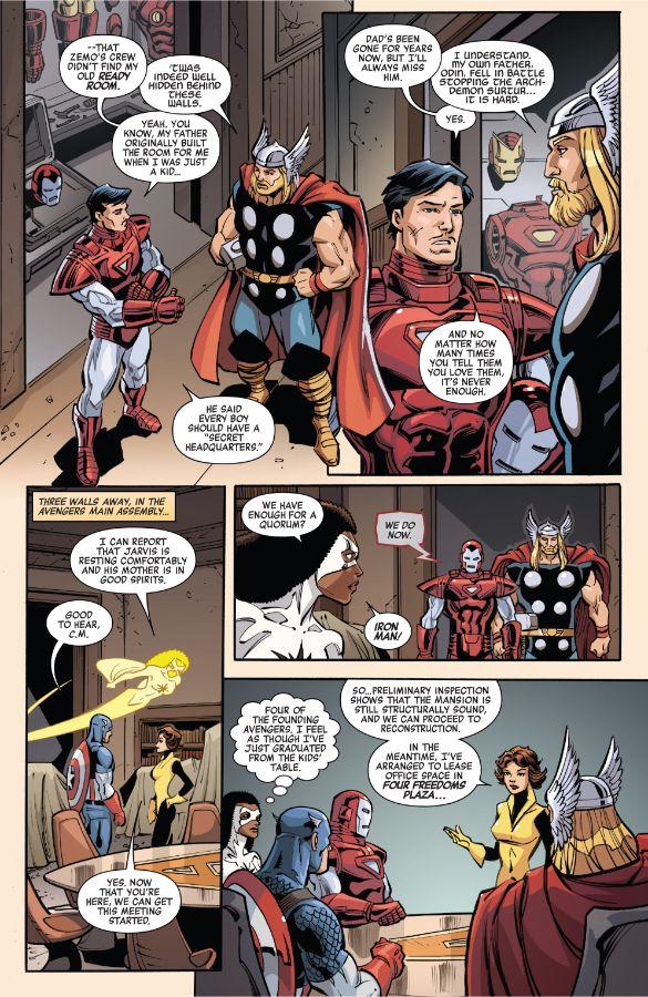 Avengers, Loki
