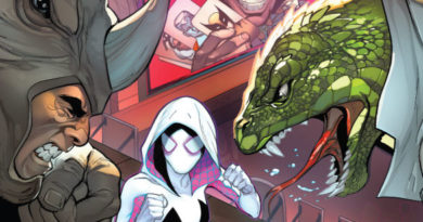 Ghost-Spider, Spider-Gwen, Gwen Stacy