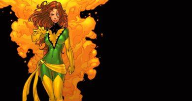 Phoenix, Phoenix Force, Jean Grey, Comic