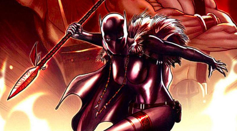 Shuri, Black Panther, Wakanda