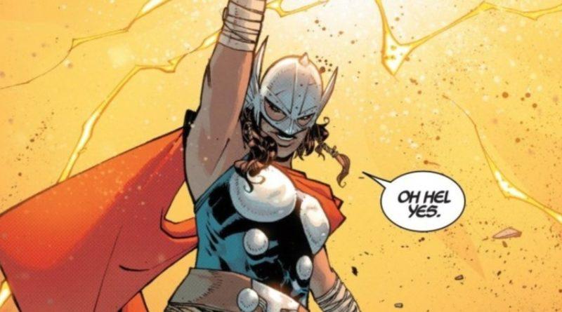 Dead Man Logan Thor