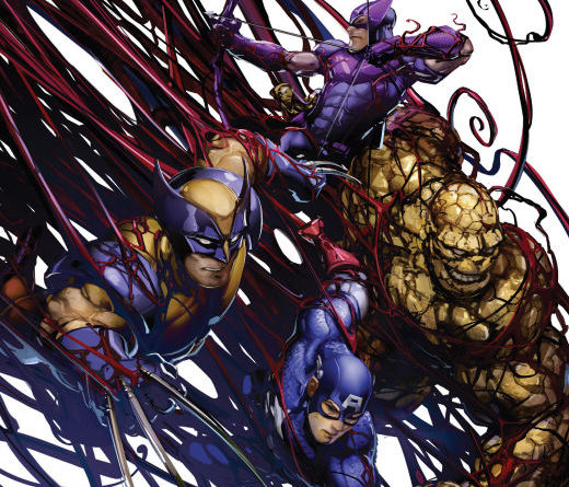 Absolute Carnage Avengers