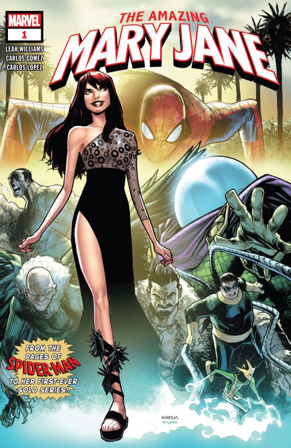 Amazing Mary Jane, Spider-Man