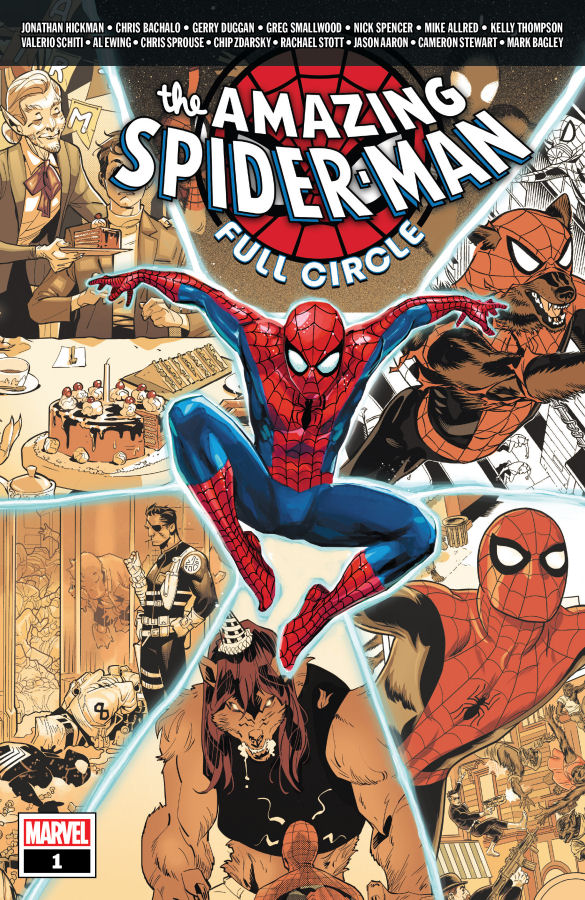 """Amazing Spider-Man: Full Circle #1"" (2019) – Recenzja"