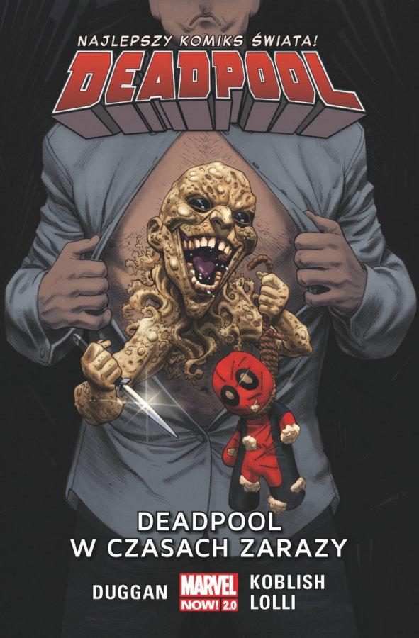 """""""Deadpool w czasach zarazy"""" (Tom 6) – Recenzja"""
