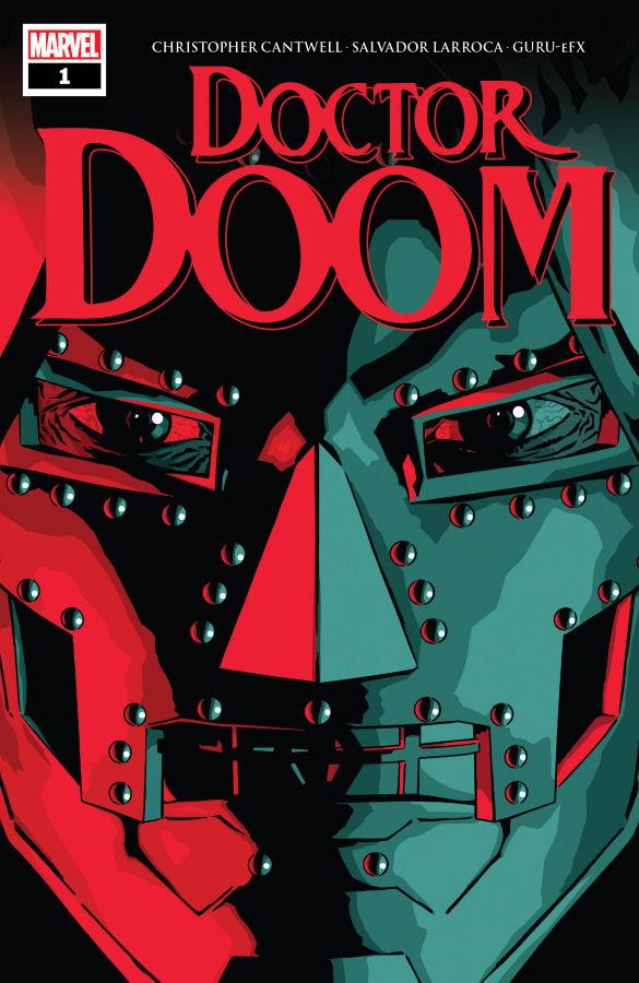 """""""Doctor Doom #1"""" (2019) – Recenzja"""