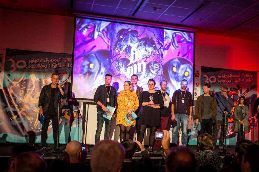 MFKiG, Międzynarodowy Festiwal Komiksu i Gier w Łodzi (2)