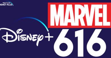 Marvel 616, Disney+