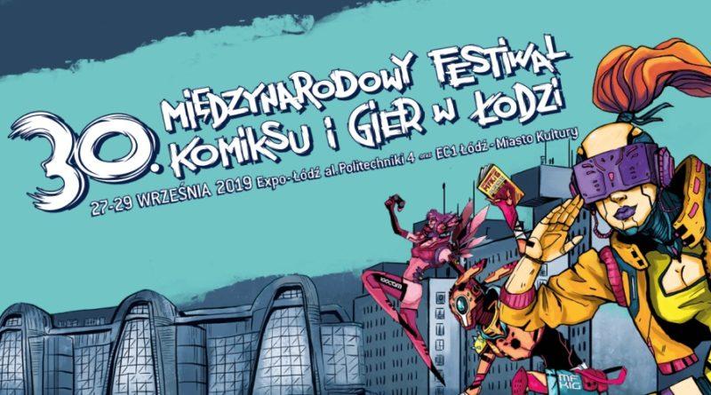 MFKiG, Międzynarodowy Festiwal Komiksu i Gier w Łodzi