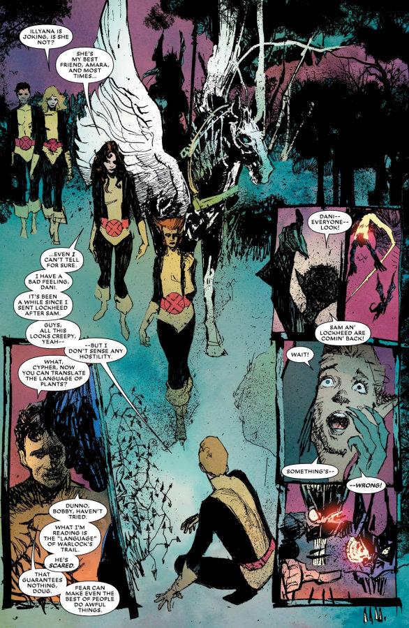 New Mutants, War Children
