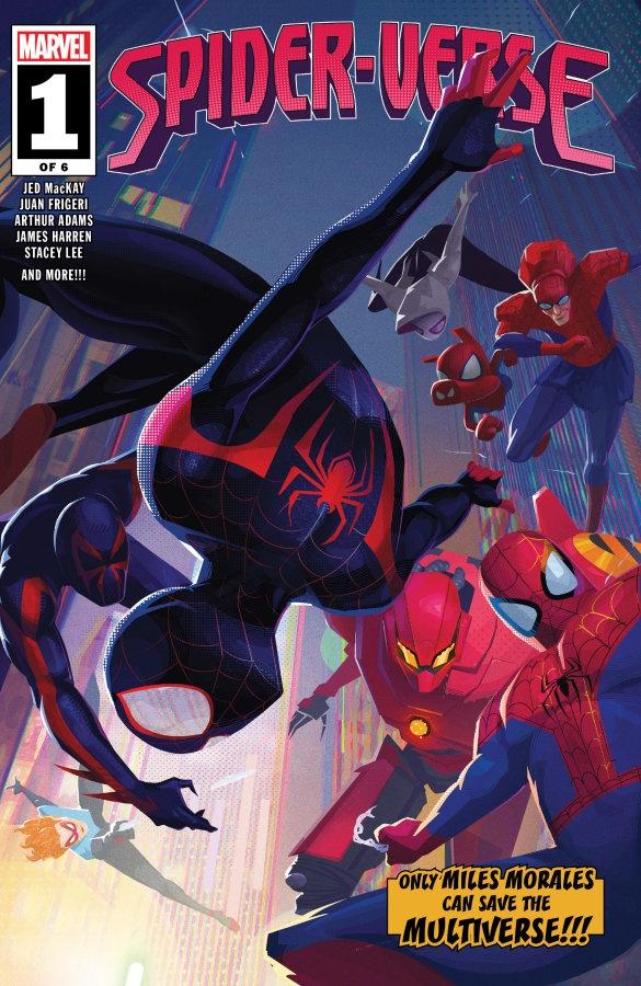 Spider-Verse, Spider-Man