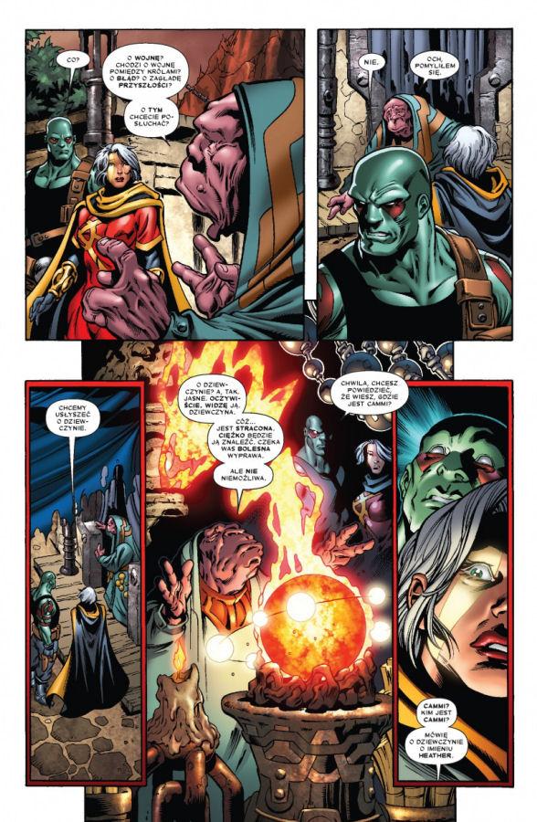 Strażnicy Galaktyki, Guardians of the Galaxy, Egmont (1)
