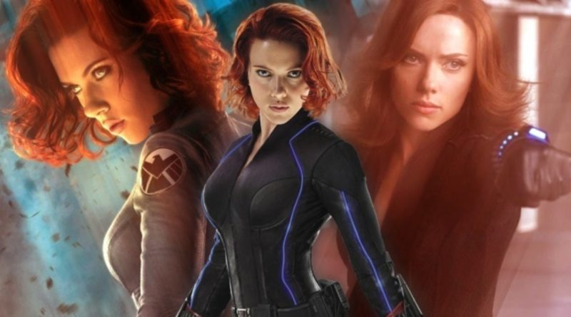Black Widow MCU