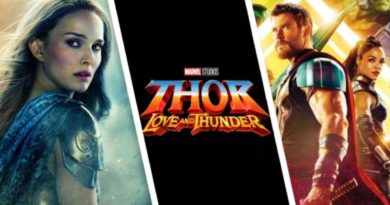 Taika Waititi Thor Love and Thunder