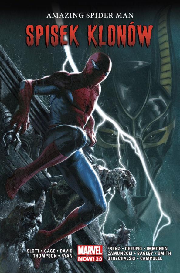 """""""Amazing Spider-Man: Spisek Klonów"""" (Tom 5) – Recenzja"""