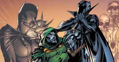 Doctor Doom Black Panther