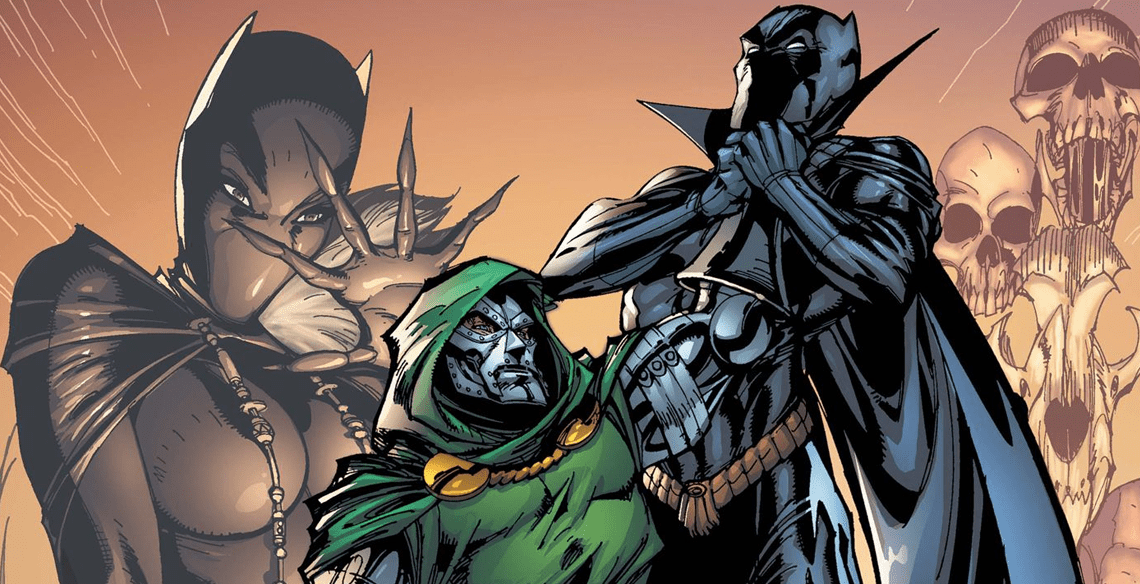 Doctor Doom Black Panther
