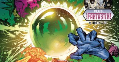 Fantastic Four Negative Zone