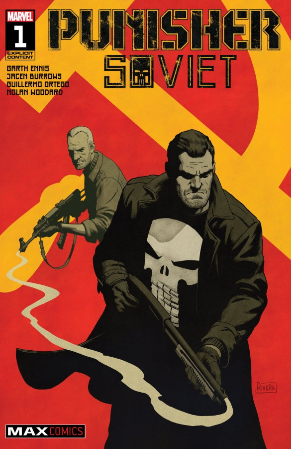 """""""Punisher: Soviet #1"""" (2019) – Recenzja"""