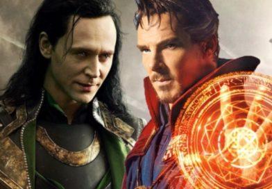 """Serial """"Loki"""" powiązany z filmem """"Doctor Strange in the Multiverse of Madness"""""""