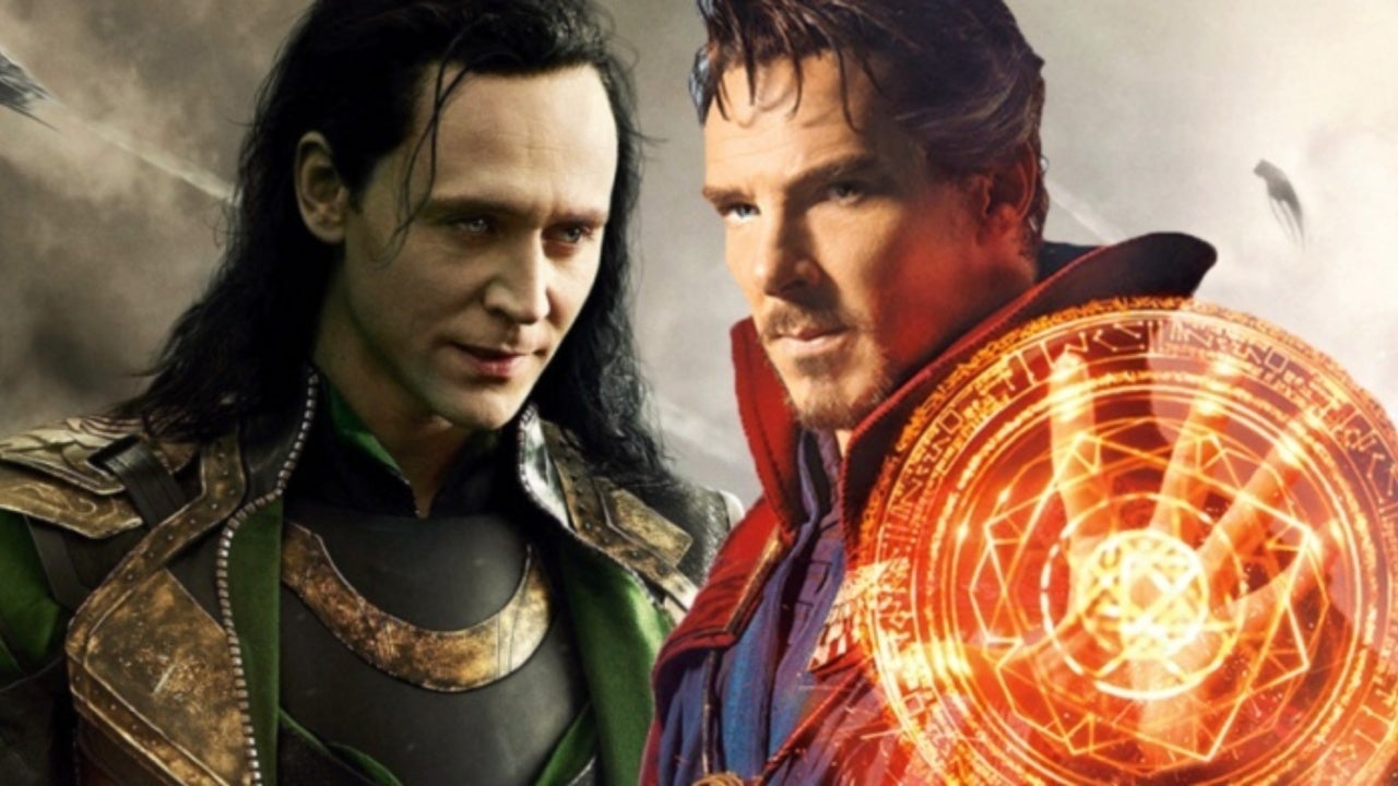 loki doctor strange in the multiverse of madness