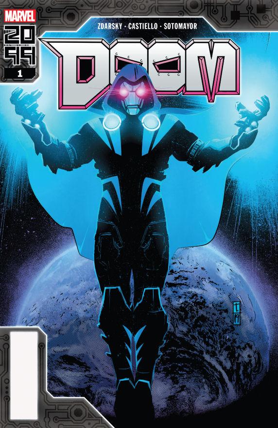 """""""Doom 2099 #1"""" (2019) – Redakcja"""