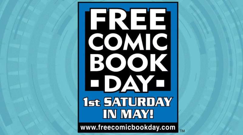 FreeComicBookDay