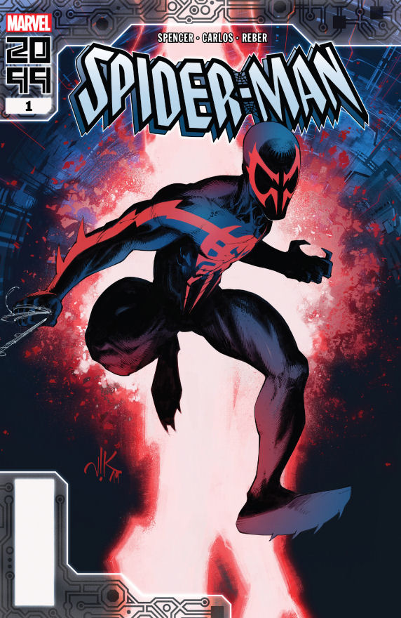 """""""Spider-Man 2099 #1"""" (2019) – Recenzja"""
